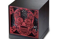 Reuge muziekdoos 36-tonen Little skull