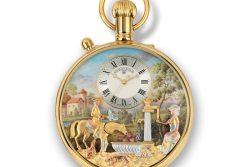 Reuge Horloge Muziekdoos 17-tonen Charles