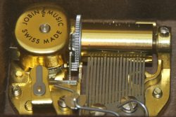 Los muziekdoos mechaniek/ loopwerk 18 tonen – Canon in D/ J Pachelbel