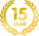 15-jarig-jubileum